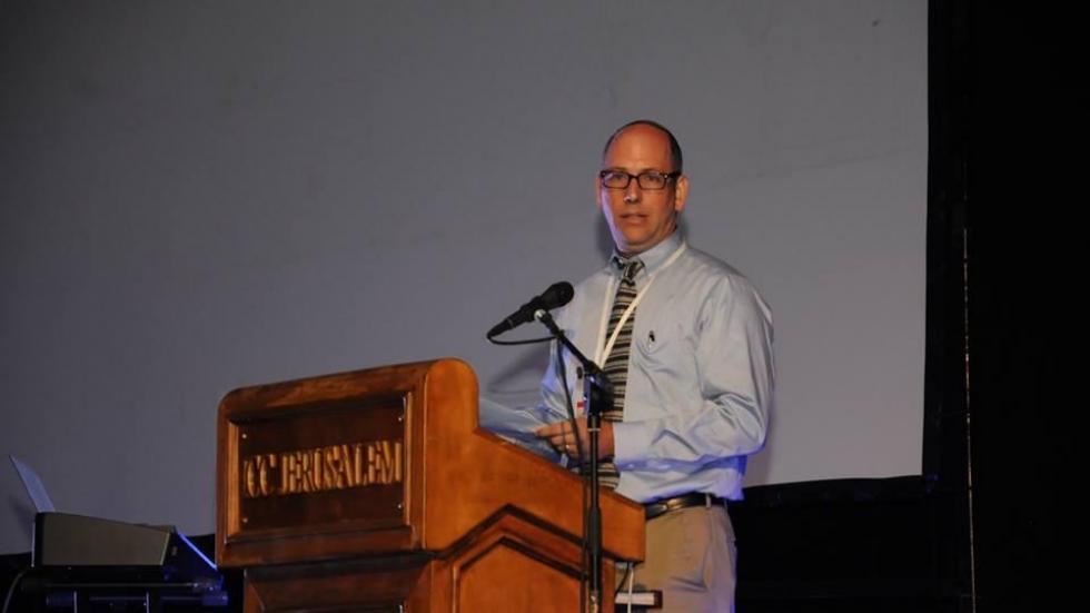 Prof. Huppert at the EABCT